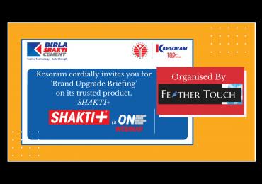 Birla Shakti Cement - Feather Touch